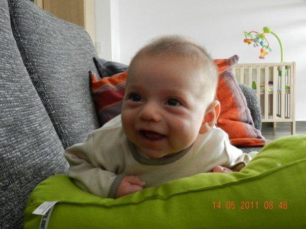 Mon cher petit frère ( Julian ) !!!