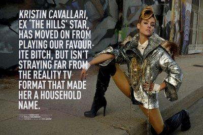 Nouvel article sur Kristin issu du Remix's Magazine. Votre avis?
