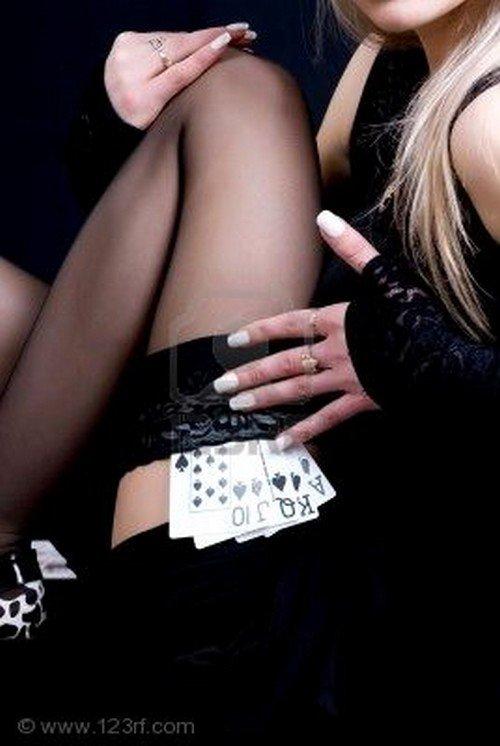 La vie est un jeu de cartes dont le coeur n'est jamais l'atout