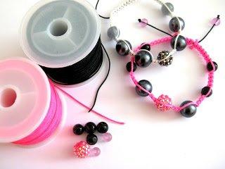 Créer tes propres bracelet Shamballa ! (Article trouver sur internet)
