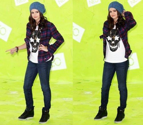 Selena Gomez : La nouvelle égérie d'Adidas !
