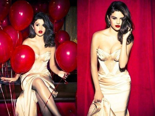 Selena élu la femme la plus Glamour de l'année par Glamour