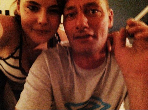 Mon Papa & Moi :)
