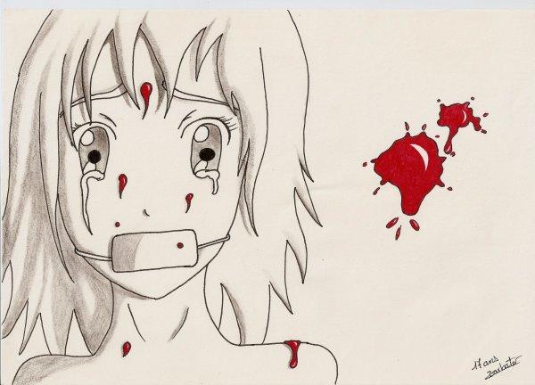 Articles De Dessin Manga Animau Tagges Triste Dessin Manga