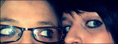 Moii et  Ma ptite Folle d'amour ♥♥
