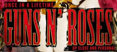 Guns N'Roses, en France !