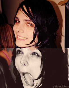 """I LEARNED TO SEE BEAUTY IN EVERYTHING"" Gerard Way."