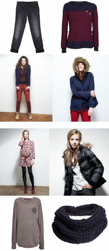 News dans la mode