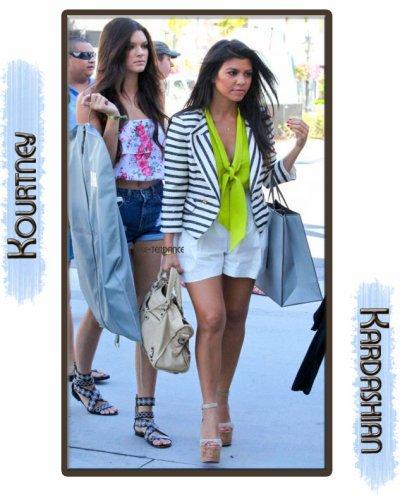 #3- Tenue d'une star - Kourtney Kardashian