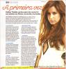 Ashley est  dans le magazine Yes!- Teen du mois de Juin au Brésil. où l'on découvre une photo d'un nouveau shoot! ♥♥