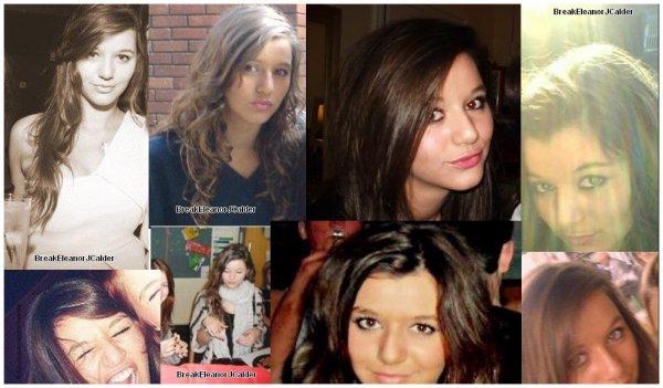 Photo en vrac d'Eleanor plus jeune.