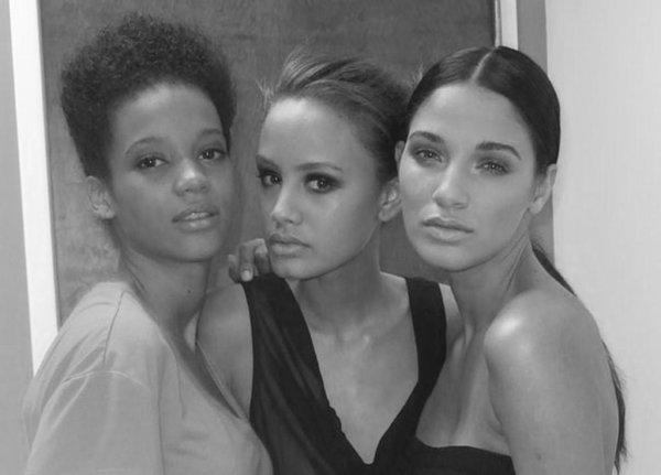 Gemmy,Rosa,Yahrina