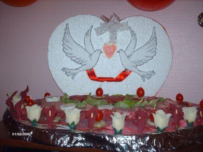 Pr sentation buffet froid vanille59200 - Presentation buffet froid deco ...