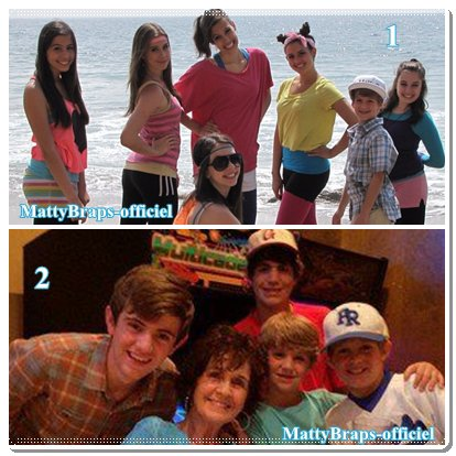 Call me maybe (parody) By MattyBraps and Cimorelli + Photos et Infos :)
