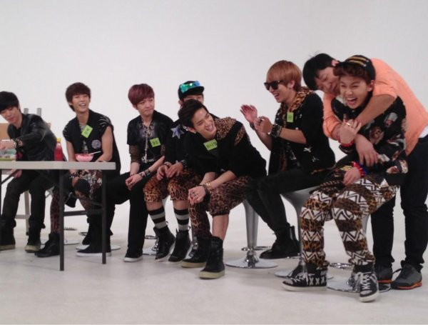 Btob Weekly Idol