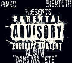 "Bientot L'album ""Dans Ma Tete"" Sera Dispo!!"