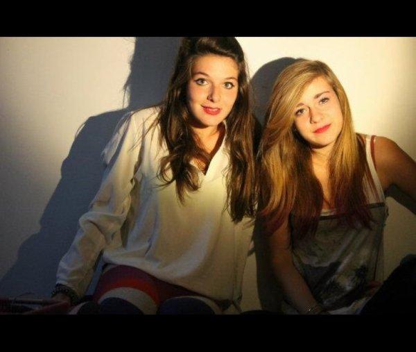 Ma meilleure amie. ♥