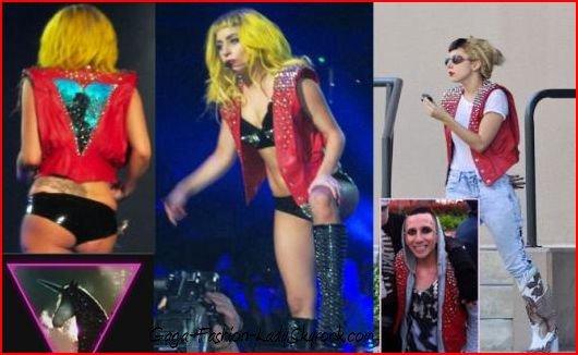 Veste Gaga