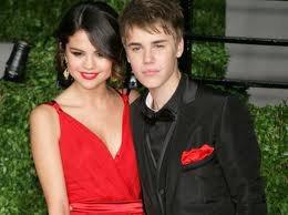 Selena et Justin Bieber.