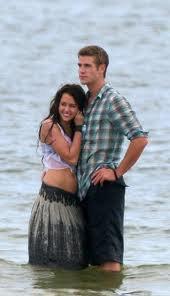 Miley et Liam.