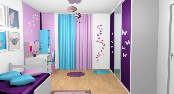 Pisode 10 amour sucr blog de bella28500 sur les girls 39 g n ratio - Chambre blanche et turquoise ...