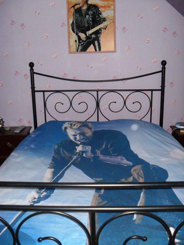 Mon lit ....