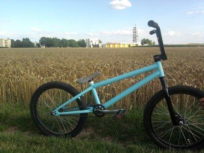 mon new bike