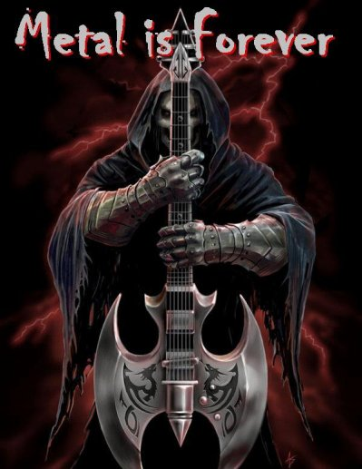 Metal Is Forever - Vos albums incontournables 2788406948_1