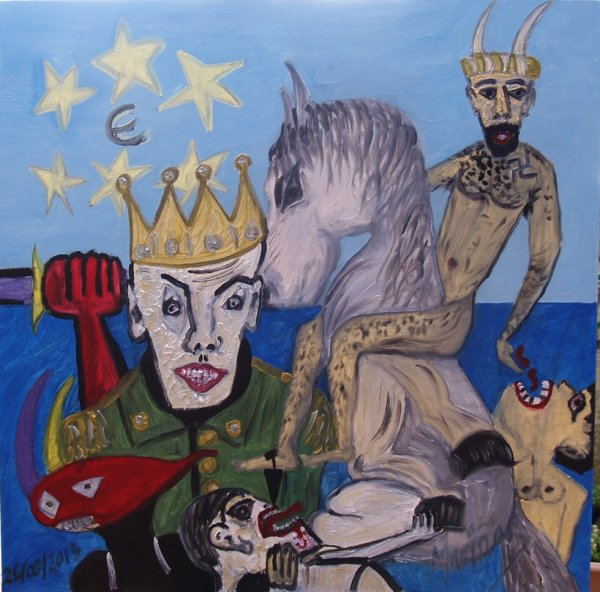 La monarquia democratica