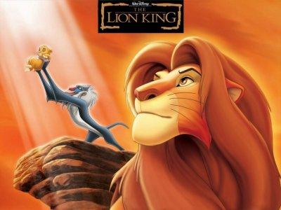 le roi lion mon walt Disney préféré  merci a Walt Disney pixar j adore son blog