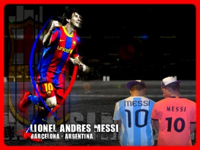 Lionel Messi n°10