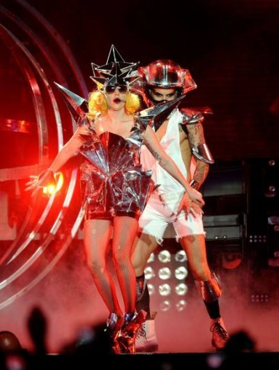 Photo tournée Monster ball tour!