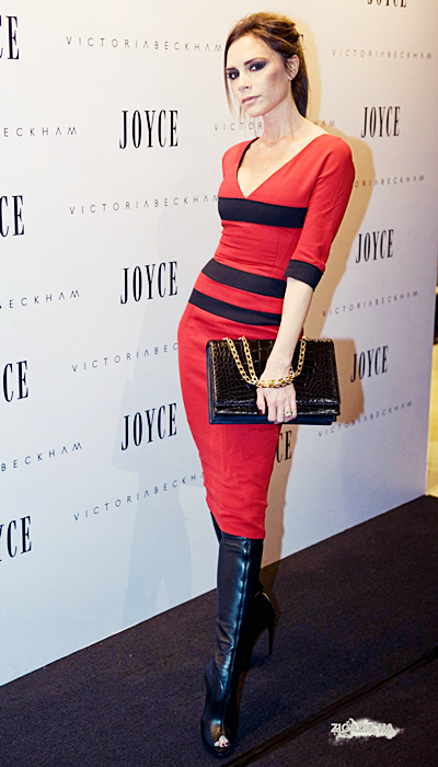 23 avril | Victoria at the Joyce Fashion Store