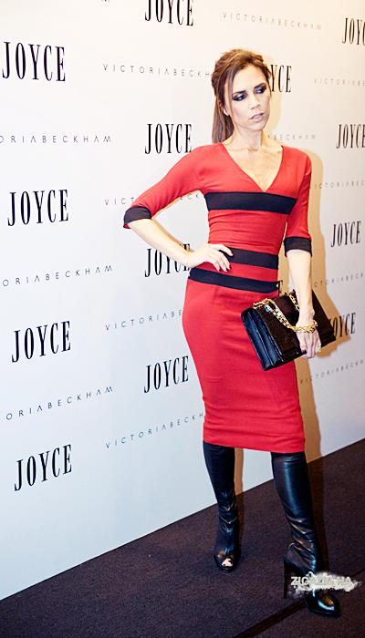 23 avril | Victoria at the Joyce Fashion Store