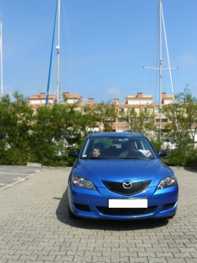Ma ptite Mazda :p