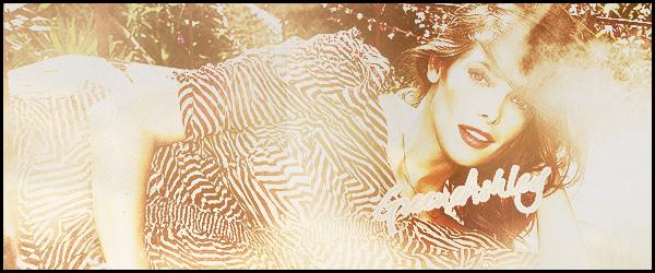 ' ● ● Bienvenue sur GreeneAshley - ta nouvelle source d'actualité sur  Ashley Greene.  A travers différents candids, events, photoshoots, interviews, ect.. Suivez sur ce blog - toute l'actualité sur la belle Ashley Greene. '