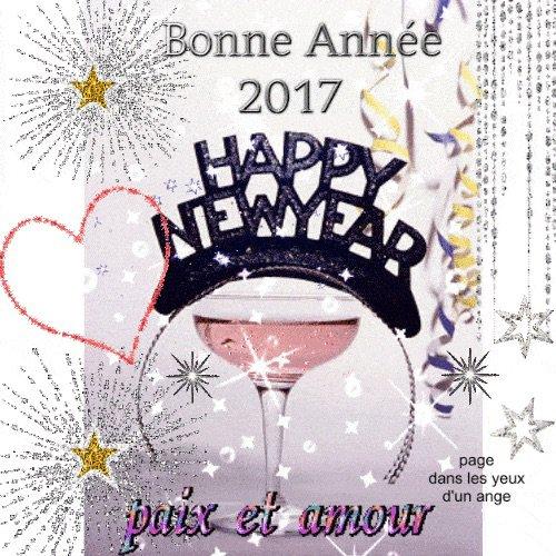 Bonne année à tous !!!!