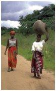 Une camerounaise en France