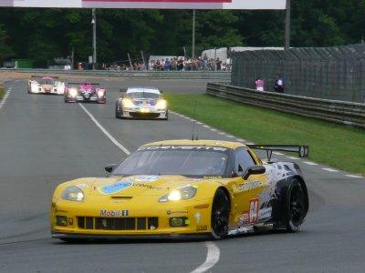 2010 LA CORVETTE GT2 MAGNIFIQUE  MAIS PAS ASSEZ FIABLE