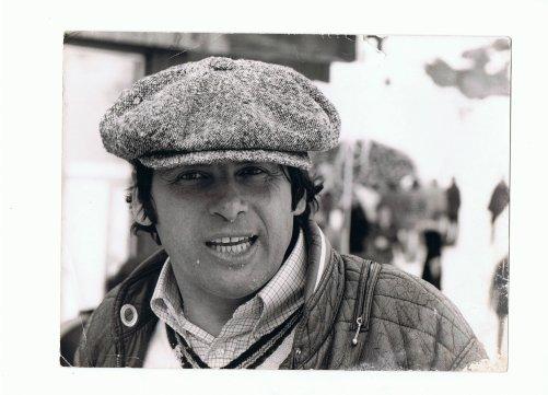 """Eternelle casquette a la"""" Bebel""""Merci a toi pour ces fabuleux moments vécus ensemble au Mans"""