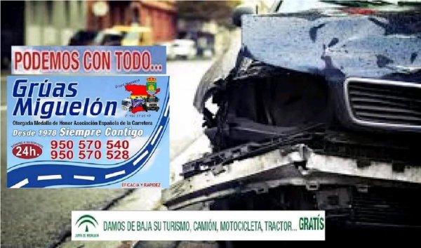 Grúas Miguelón