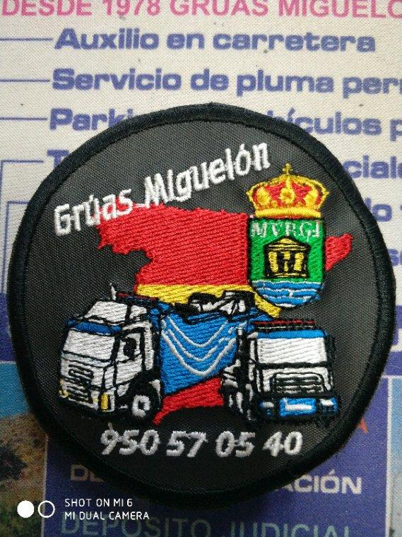Gruas Miguelón