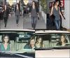 01/09/10 :  Selena et sa mère entrant puis sortant d'un restaurant mexicain .       + aussi des photos pour le prochain clip de Selena Gomez : « A Year without rain ».