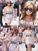 02/09/10 :  Demi a été aperçu à Toronto au Canada . _Alors , vous aimez sa tenue ?