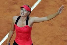 Masters 1000 de Rome: Nadal vainqueur chez les hommes ! Chez les femmes, c'est Sharapova qui s'impose !