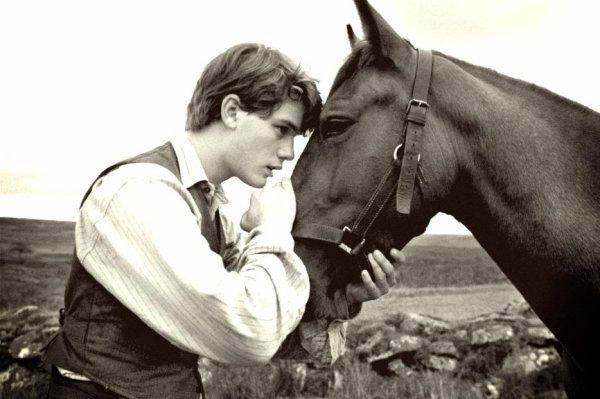Tu sais ce que c'est aimer l'équitaion ?