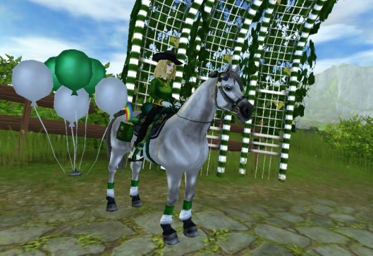 mes chevaux partie 1