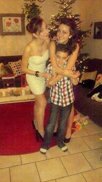 moi ma soeur et mon frere