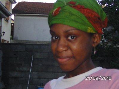 Emilie l'africaine !