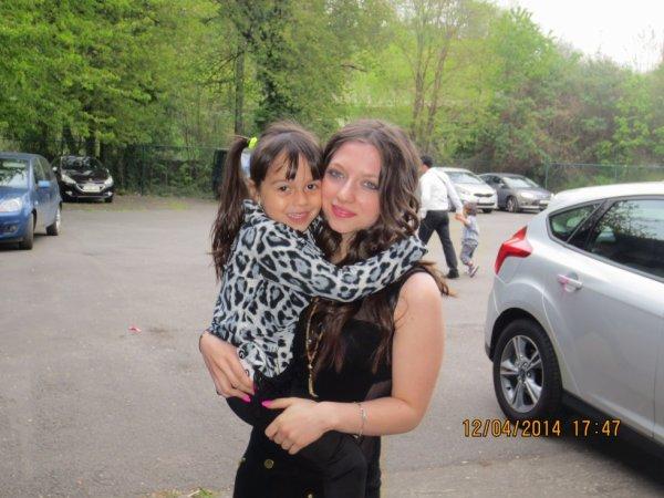 ma belle soeur et ma fille